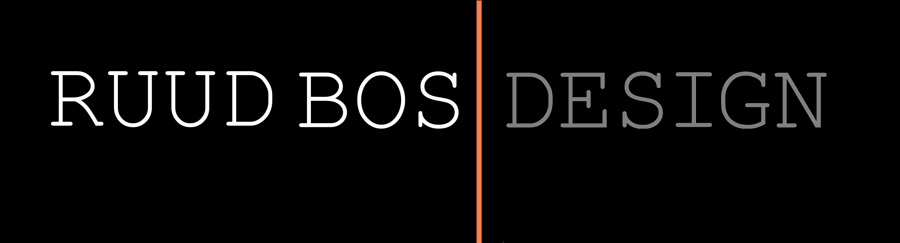Logo Ruud Bos Design webshop definitief2
